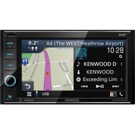 Autoradio 2 DIN Kenwood DNR4190DABS