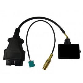 Interface caméra Audio15 ou RSD4000 ou RNS6000 MERCEDES VOLKSWAGEN