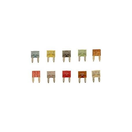 Kit de 10 micro- fusibles enfichables