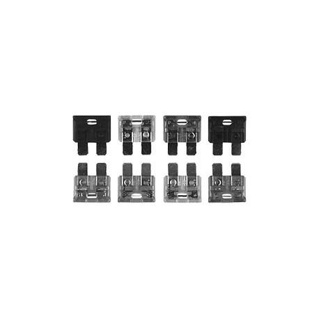 Kit de 8 fusibles enfichables