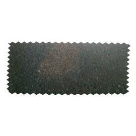 Moquette adhésive 70x140 cm, noire en rouleau