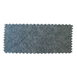 Moquette adhésive 70x140 cm, gris clair en rouleau