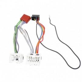 Faisceau de raccordement autoradio 4 HP ISO