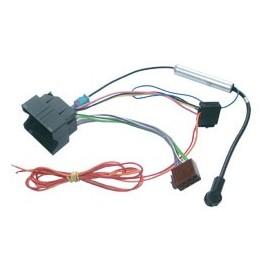 Faisceau raccord AR avec adapt d'ant amplifiée FRAKA /ISO