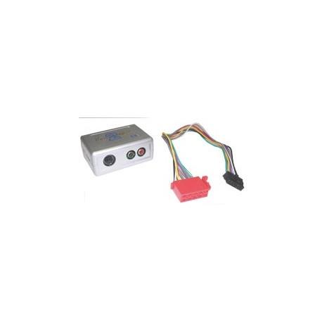 Faisceau interface changeur CD SONY / (autoradio d'origine PHLIPS)