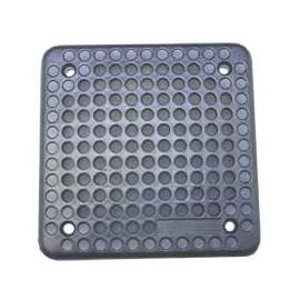 2 grilles pour HP Ø 10 cm