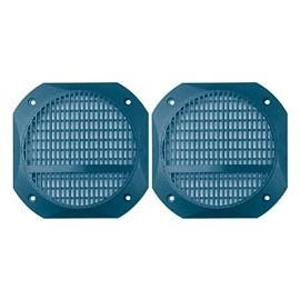 2 grilles pour HP Ø 16,5 cm