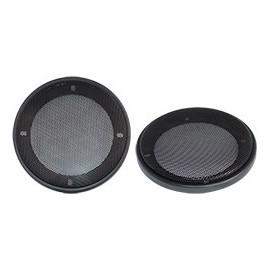 2 grilles clipsables pour HP Ø 10 cm