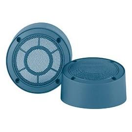 2 Boîtiers/entretoises pour Haut parleur Ø 10 cm