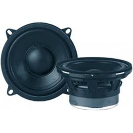 2 HP diam. 13 cm, woofer,120 watts, membrane fibre de verre, connecteur Labinal (PSA.FIAT)