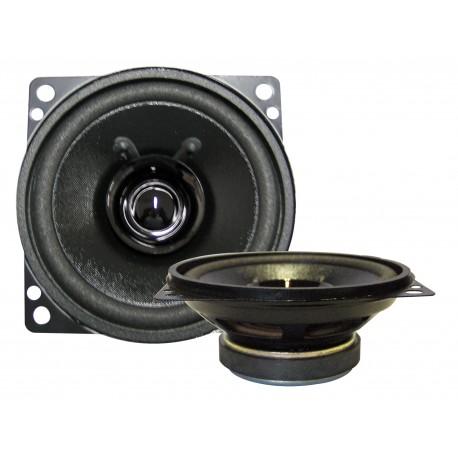 HP Ø 10 cm, double cône, 15 watts