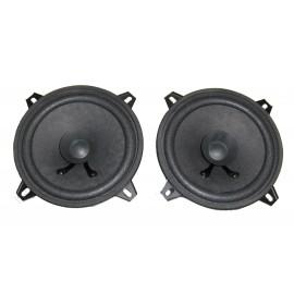 2 HP Ø 13 cm, Bi-cônes, 40 watts