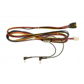 Faisceau d'alimentation pour Kit Mains-Libres avec prise micro et HP RENAULT