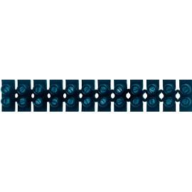 10 barrettes de connexions à vis