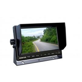 """Ecran 7"""" 7010 pour caméra de recul"""