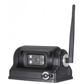 Caméra de recul sans fil autonome magnétique