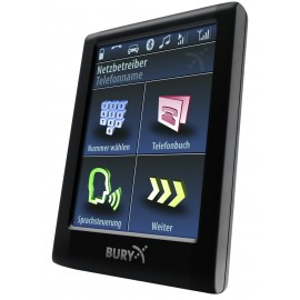 Kit mains libres Bluetooth BURY CC 9068