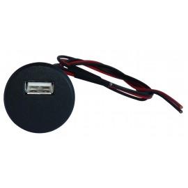 Prise USB pour la charge en intégration