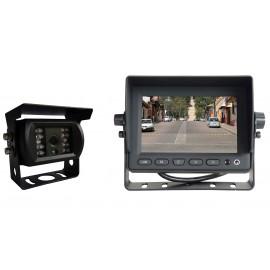 """Kit caméra de recul écran 5"""" avec support rotule"""