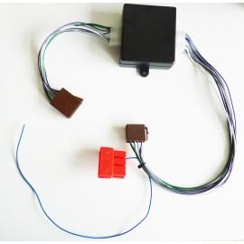 Faisceau de raccordement autoradio ISO pour ACTIF BOSE pour ALFA /