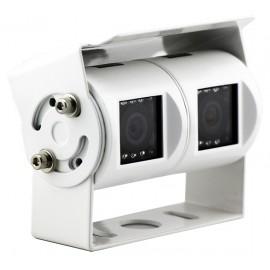 Double caméra de recul