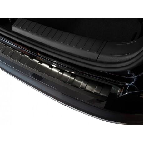 Seuil de coffre métal noir SEAT